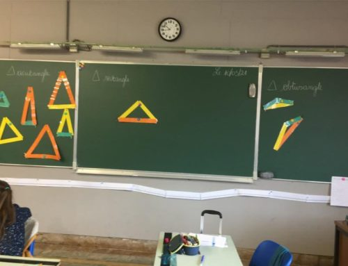 Découverte du classement des triangles selon les côtés et les angles 🔻